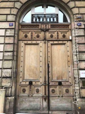 Porte Cochère - PARIS 1