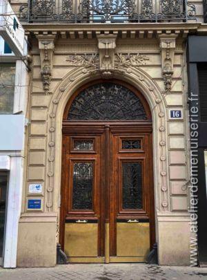 Porte Cochère 16 BD DE MAGENTA PARIS 10