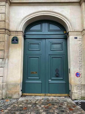 Porte Cochère 1 RUE DE LA PERLE PARIS 3