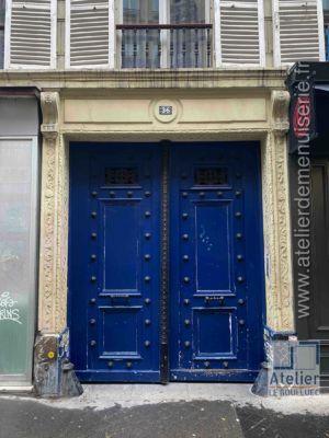 Porte Cochère Empire- 36 RUE DU CHATEAU D\'EAU 2 PARIS 10