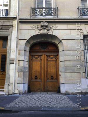 Porte Cochère Empire - 4 RUE DE LA BAUME PARIS 8