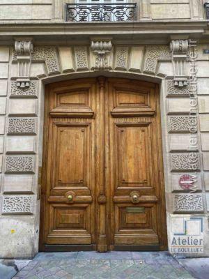 Porte Cochère LOUIS XV - 13 RUE DE PHALSBOURG PARIS 8
