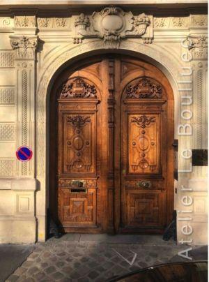 Porte Cochère Louis XIV - 10 RUE DU GENERAL CATROUX PARIS 17