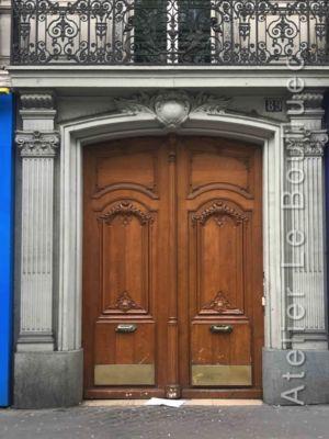 Porte Cochère Louis XV - 89 MAGENTA
