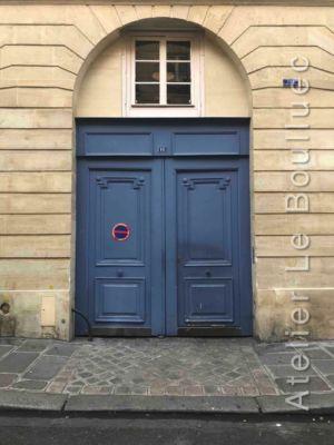 Porte Cochère Louis XV - Paris 4