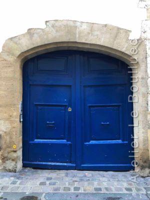 Porte Cochère Louis Xiii - 10 RUE HAUTEFEUILLE PARIS 5