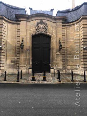 Porte Cochère Monumentale - 39 RUE DU FBG ST HONORE