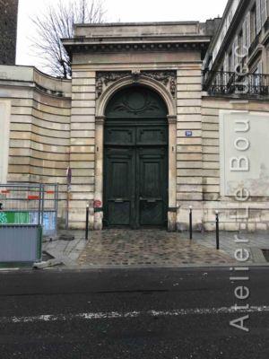 Porte Cochère Monumentale - 50 Rue De Vaugirard - Paris 6