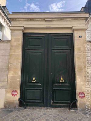 Porte Cochère Monumentale - 7 Rue Monsieur - Paris 7