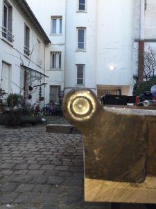 Porte Cochère 134 Bd Saint Germain 1 Atelier 6
