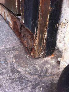 Porte Cochère 39 Bouret 1 Avant