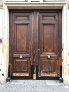 Porte Cochère 39 Bouret Après Tvx