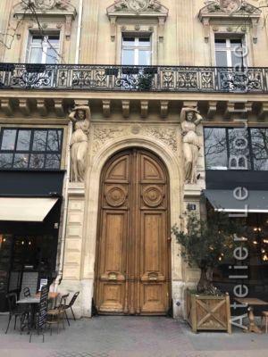 Porte Monumentale - 44 Quai De La Mégisserie - Paris 1er