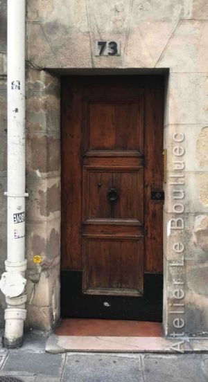 Porte Piétonne - 73 RUE DE TURENNE